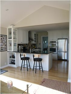 addition off kitchen google search more living room additions kitchen