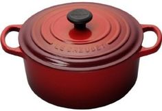 Le Creuset Cast Iron Cookware is Simply the Best | Life In Kitchen  If you have never purchased Le Creuset cast iron cookware you are missing out on a line of the best #cookware products available for your home.  Once you own one of their Dutch Oven, Casseroles, or Cocottes you will never purchase another brand of cast iron cookware.