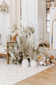 Wedding Flower Arrangements The biggest 2019 wedding trends spotted at Modern Love Event San Diego - 100 Layer Cake -