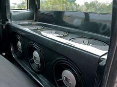 Ford ranger Custom audio