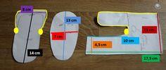 Softshellové capáčky na suchý zip - fotonávod | U Hrabošky