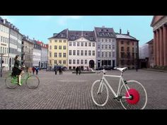 The Copenhagen Wheel turns any bike into a smart bike that can collect, track, and share data that helps visualize the impact biking has on the local environment, personal health, and social life.