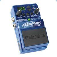 Digitech launch the JamMan Solo XT Guitar Pedal