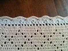 corinevandongen: Vintage Baby Deken ~ Roze ~ Crochet Borders, Crochet Squares, Filet Crochet, Crochet Motif, Crochet Heart Blanket, Crochet Blanket Patterns, Crochet Bebe, Diy Crochet, Manta Crochet
