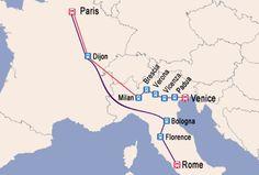 Ridimensionato allarme terrorismo sul treno Parigi-Venezia: egiziano trasportava 'solo' droga, non esplosivo