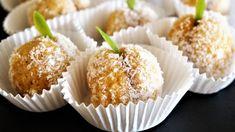 gateau marocain noix de coco Eid Favours, Ramadan Gifts, Eid Gift, Happy Eid, Iftar, Beignets, Muffin, Food And Drink, Cooking