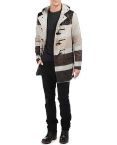 rag & bone Official Store, Duffle Coat, brown fl, Mens : Sale : Coats, M2252030W