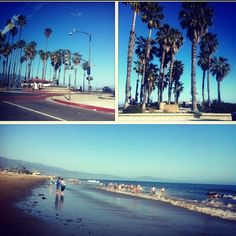 The other city I want to revisit in CA again someday..loved it here.    Santa barbara <3