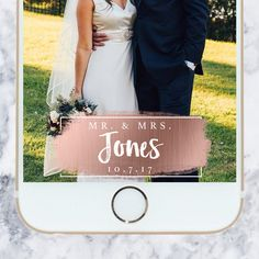 Your place to buy and sell all things handmade Snapchat Birthday, Snapchat Filters, Special Day, At Least, Rose Gold, Trending Outfits, Wedding, Minimal