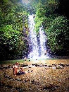 Dance, Love, Wings & Always Dream: Ta-Taki Falls