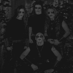 Cirith Gorgor. Black metal from the Netherlands