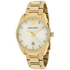 Emporio Armani Women's Classic AR6064 Quartz Watch