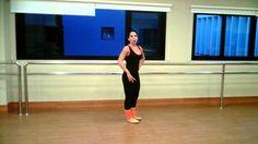 Aula de ballet - passos de ballet (SKIP e Salto)