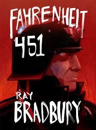 Book cover art for Ray Bradbury's iconic novel by Jonathan Bartlett. -- I received this book as a Christmas present years ago and am ashamed to say I still haven't read it. Book Cover Art, Book Cover Design, Book Art, Book Covers, Fahrenheit 451, Cool Books, I Love Books, American Illustration, Book Jacket