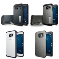 Spigen Lists A Bunch Of Galaxy S6 Edge Cases For Pre-Order