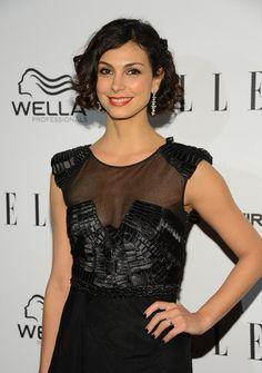 Morena Baccarin - ELLE's Women in Television Celebration - Red Carpet
