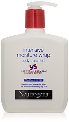 Neutrogena Norwegian Formula Intense Moisture Wrap Body Treatment Fragrance Free 105 Ounce -- Click image to review more details. (Note:Amazon affiliate link)