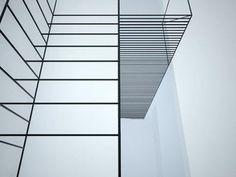 interior with stairs // arflex milanoby  2009 // francesco librizzi + matilde cassani