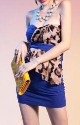 CF blue Dress