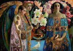 Оlga Suvorova, Annunciation