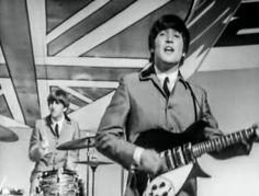 """John singing """"Twist & Shout"""""""