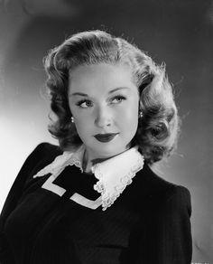 Bonita Granville in Love Laughs At Andy Hardy (1946).