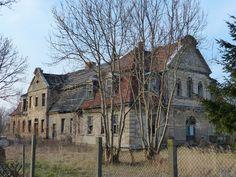 Gutshaus Dargibell in Mecklenburg-Vorpommern (Familie von Schwerin).