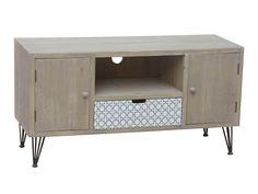 Mueble para TV estilo industrial