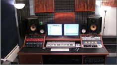 Recording Studio Desk_ UK studio furniture | Flickr - Photo Sharing!