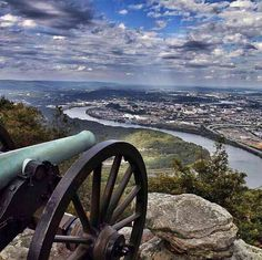 Point Park, Chattanooga, Tennessee