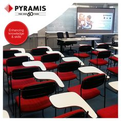 International Literacy Day, today. At Pyramis we support education and promote knowledge! In our specially designed seminar room we hold all kinds of tutorials for our personnel and customers, as well as for all the educational institutions that visit us! International Literacy Day, International Days, Oven And Hob, Cooker Hoods, Quality Kitchens, Knowledge, Tutorials, Education, Room