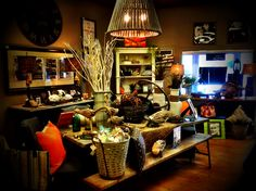 Interior Design and Home Furnishings and ladies clothing at Massie Creek in Nisswa, MN  www.massiecreek.com
