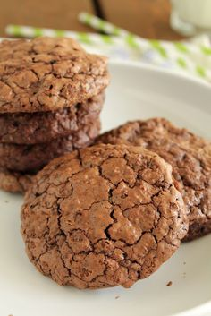 Διπλά σοκολατένια μπισκότα - The one with all the tastes