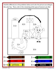 Mixminder | Common Core worksheets and activities with original artwork for teachers, homeschoolers and parents