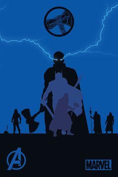 End Game on Behance Thor Marvel Avengers, Marvel Memes, Marvel Comic Universe, Marvel Cinematic Universe, Avengers Drawings, Marvel Gifts, The Mighty Thor, Avengers Wallpaper, Marvel Entertainment