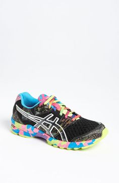 I have these shoes and LOVE them.  Great for running and sooooo fun!