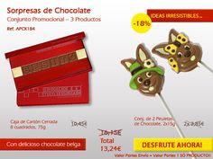 ¡Deliciosas sorpresas a precios iresistibles! Mira Aqui: http://www.mysweets4u.com/es/?o=2,5,202,49,6,0