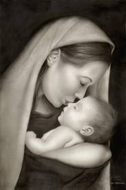 The love of the Christ child