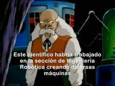 Dragon Ball Z (1º Parte) : El secreto de los androides del Dr  Maki Gero
