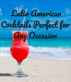 Latin American Cocktails Spanish Phrases, How To Speak Spanish, Spanish Language, Latin American Culture, Date Topics, American Cocktails, Spanish Courses, Study Spanish, American Country