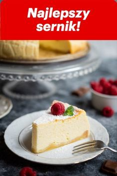 Cheesecake, Sweet Recipes, Sweets, Baking, Lazy Sunday, Food, Gummi Candy, Patisserie, Cheese Cakes