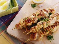 Brochetas de Pollo con marinada de Soja. Una forma diferente y sabrosa de servir unas pechugas de pollo.  RECETA https://www.facebook.com/note.php?note_id=287179074689978