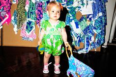 Inside the print-filled world of Lilly Pulitzer.