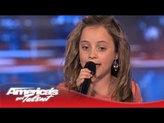 "Chloe Channell - Wows With Cover of Carrie Underwood's ""American Girl"" - America's Got Talent 2013 - YouTube"