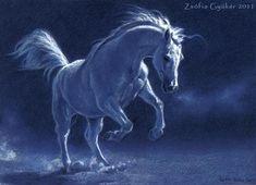 Leaping Stallion by ZsofiaGyuker on deviantART
