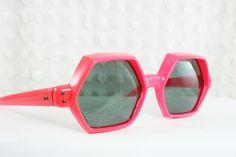 60s Sunglasses Vintage via Etsy.