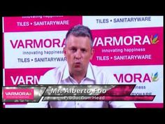 """Event video of Varmora Granito Pvt Ltd's """" Partnership Success Meet 2016"""" @ ITC Grand Chola, Chennai on 18th June 2016 which was attended by 250 Partners. Varmora Granito Private Limited is India's No-1 exporter of Tiles since last 3 years."""
