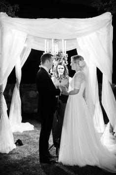 Photography: Erin Hearts Court - erinheartscourt.com  Read More: http://www.stylemepretty.com/2015/04/16/glamorous-carmel-valley-ballroom-wedding/