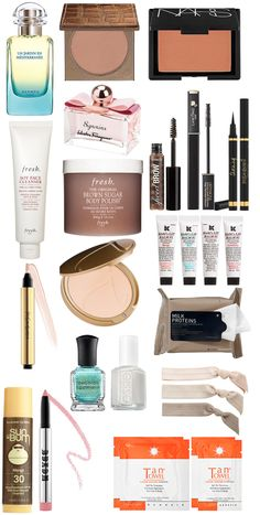favorite beauty products.