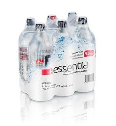 Water Bottle Label Design must have a value proposition which will make the bottle worth buying. Water Packaging, Water Branding, Bottle Packaging, Custom Water Bottles, Water Bottle Labels, Filtered Water Bottle, Bottled Water, Water Tap, Agua Mineral